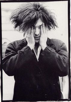 """""""Everything I do has the tinge of the finite, of my own demise. At some point you either accept death or you just keep pushing it back as you get older and older. I've accepted it."""" - Robert Smith (The Cure)"""