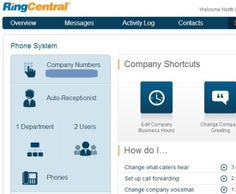 A solid review of RingCentral Office cloud phone system.