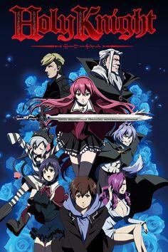 "Crunchyroll - Crunchyroll Adds ""HOLY KNIGHT"" OVA to Streaming Anime Catalog"