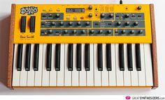 DSI Mopho Keyboard