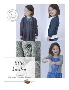 Introducing Little Knitbot