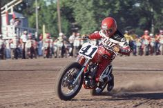 RG3, back when he was RG41. Santa Fe Speedway.