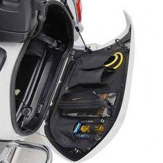 Saddlemen Saddlebag Organizer Set - Honda GL1800 Goldwing Models
