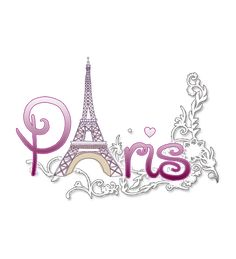 Paris PNG Pic