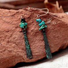 Secrets | Boho Chic Earrings