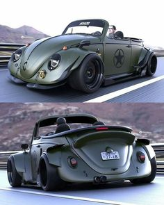 autoporn-net: A VW Beetle- In Warrior Mode autoporn-net: A VW Beetle- In Warrior Mode VW Volkswagen aircooled V Dub Vw Super Beetle, Beetle Car, Beetle Juice, Auto Volkswagen, Volkswagen New Beetle, Volkswagen Vehicles, Vw Coccinelle Cabriolet, Carros Vw, Vw Beetle Convertible
