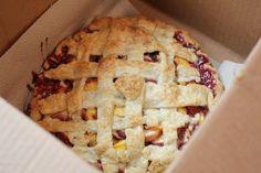 Late Summer Peach (etc.) Pie - Melissa Clark - Food Writer