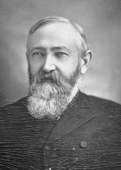 Benjamin Harrison. Was governor of Indiana in 1876 and elected the 23rd President of United States in 1888-1892. He was born in North Bend, Ohio in 1833 and moved to Indiana at 21. His Grandfather was President William Henry Harrison. He died in 1901 from complications from influenza. His home is North Delaware Street in Indianapolis.