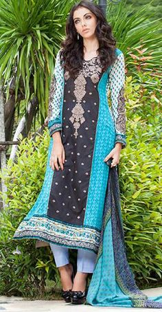 Libas Eid Lawn Collection  Latest Eid Lawn Collections, Pakistani Eid Lawn Collections, All Pakistani Lawn Collections in UK & USA . Shop Branded Lawn Collections At :www.PakRobe.com #LatestDresses , #LawnCollections , #Embriodred , #LawnSuits