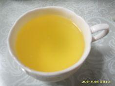 Special Korean tea for a cold Korean Tea, Asian Tea, Korean Food, Healthy Drinks, Healthy Recipes, Korean Recipes, Asian Foods, Homemade Food, Home Remedies
