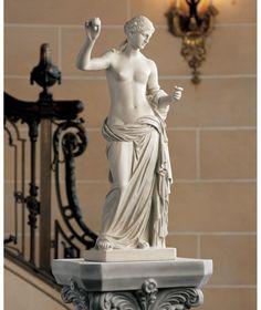 Saville Gallery Statue