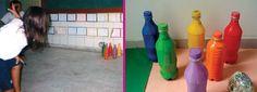 Guia Prático de Educação Infantil - Trabalhando com cores - Vermelho, azul, amarelo, verde e muito mais. Crianças aprendem mais com o colorido ao seu redor