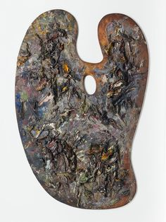 """The palette (oil on wood) used by artist John Singer Sargent is included in the exhibit """"Tangible Things,"""" one part museum exhibit and one part treasure hunt. John Singer Sargent, Sargent Art, Harvard Art Museum, Palette Art, Famous Artists, Box Art, Vintage Art, Portrait, Photos"""