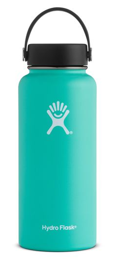 Hydro Flask Insulated Stainless Steel Bottle 32oz Wide Mouth – Great Lakes Outpost