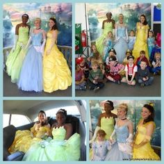 Fairytale Party Visits - Fairy-Tail, T.V & Movie - Perfect to add a bit of extra magic to your event