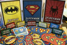Adopted Superkid Ultimate Party Pack by GeekPrintsandGifts on Etsy