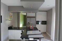 Faux plafond de plâtre pour la décoration de cuisine