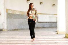 Polskie blogerki: Cajmel // polish blogger style