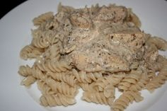 A Year of Slow Cooking: CrockPot Cream Cheese Chicken Recipe