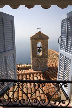 'Cote D'Azur, France (Doug Pearson)' by Jon Arnold Images on artflakes.com