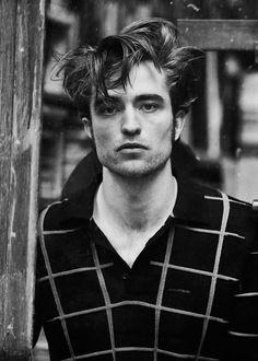 Robert Pattinson ph Peter Lindbergh for Dior Magazine (2016)