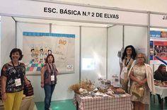 """Elvas presente na Mostra Nacional do Prémio Fundação Ilídio Pinho """"Ciência na Escola""""   Elvasnews"""