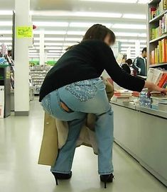 The Good News Is Now Your Pants Aren't Too Tight - Funny Pictures at Walmart