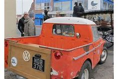 VW Split Bus Baja Pick Up 'Thing'  Heritage Blog 690x499