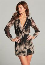 Not $300..its $35.00 Camilla Dress  Woven V-neck dress with elastic waist. Lined