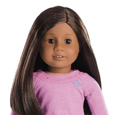 Just Like You#31 is a Just Like You doll. She was released in 2008. Features Face Mold: Addy Mold, Skin: Dark, Brows: Feathered, Hair: Textured dark brown Hair, side part