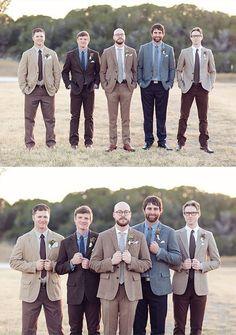 Trending - 35 Great Groomsmen looks You'll Love
