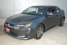2014 Scion tC 10Series 10 Series 2dr Coupe 6A Coupe 2 Doors Magnetic Gray for sale in Texas city, TX Source: http://www.usedcarsgroup.com/used-scion-for-sale-in-texas_city-tx