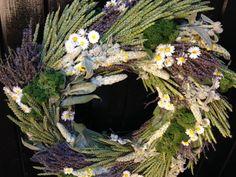 Droogbloemen decoratie