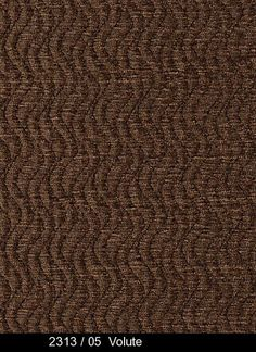 Pollack Volute chenille in Bear