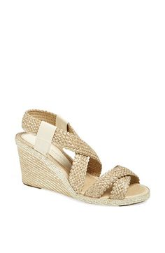André Assous 'Patty-A' Wedge Sandal available at #Nordstrom