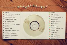For the love of #mixtape. Here's a genius way of making a mix cd