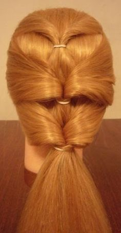 Hairstyles for girls master class