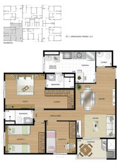 Fit Jardins Apartamentos em Porto Alegre | Central Empreendimentos Imobiliários