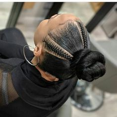 Hairstyles For School Videos Mornings Weave Ponytail Hairstyles, Ponytail Styles, Sleek Ponytail, African Braids Hairstyles, Side Ponytails, Braids For Black Hair, Girls Braids, Little Girl Hairstyles, Love Hair