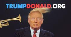Why Donald Trump when you can Trump Donald? #TrumpDonald