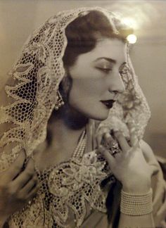 Princess Nilofuer wife of Prince Moazzam Jah Bahadur the Second Son of Nizam Seventh.