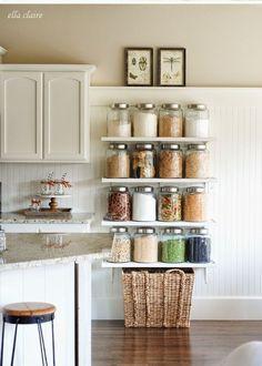 Como Decorar Cozinha Simples e Barata, Confira idéias com fotos e modelos de cozinha econômicas, e dicas de como decorar sua cozinha gastando pouco.