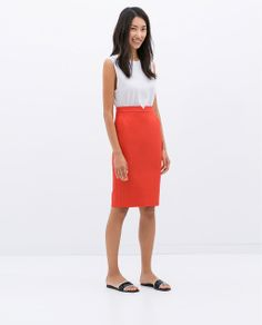1.500,- Image 1 of PENCIL SKIRT from Zara