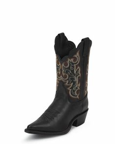 Women's Black  Chester Boot - L4923