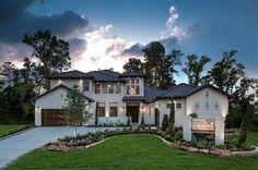Beautiful Custom Homes in Texas