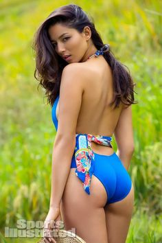 Alyssa Miller – Bikini + Desnuda Bodypaint Sports Illustrated 2013