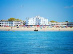 Cape May : Best Jersey Shore Beaches : TravelChannel.com