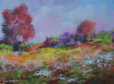 "For Sale: Beautiful Nature by Louis Pretorius | $390 | 22""w 16""h | Original Art | https://www.vangoart.co/louis-pretorius/beautiful-nature @VangoArt"