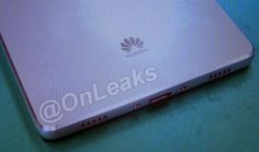 Leaked image of the upcoming Huawei Ascend P8 shows metal framing - http://www.doi-toshin.com/leaked-image-of-the-upcoming-huawei-ascend-p8-shows-metal-framing/