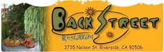 """BackStreetRiverside.com just found out about this today, we'll have to try it:  """"The Backstreet makes  the best Pastrami and Corned Beef sandwiches on the west coast. The potato salad is the best you will ever have. The banana creme pie is world famous..."""""""